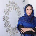 استایل جدید فریبا نادری آذرماهی با چادر و متن زیبا برای این ماه