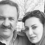 حمیرا ریاضی با همسرش علی اوسیوند در ترکیه