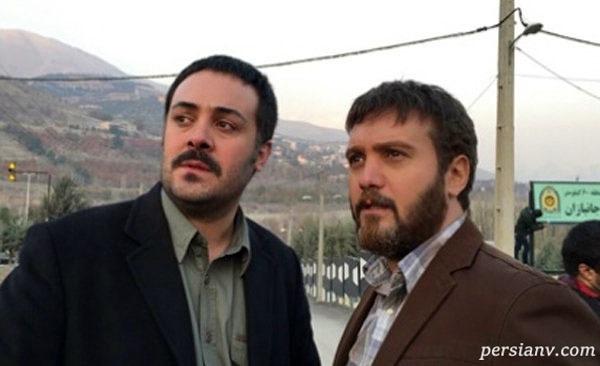 بازیگر ایرانی کاوه سماک باشی