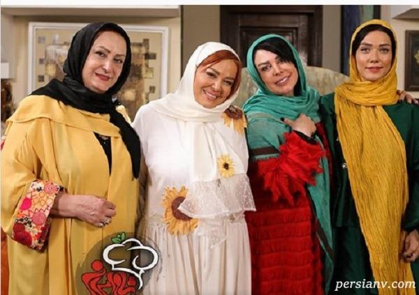 بازیگر زن شام ایرانی