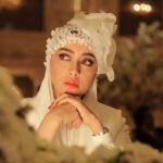 چهره بدون آرایش بهاره کیان افشار زن زیبای مسلمان در ایران