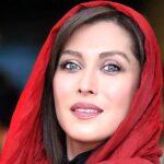 بازیگر خوش چهره سینما مهتاب کرامتی در مزون لباس