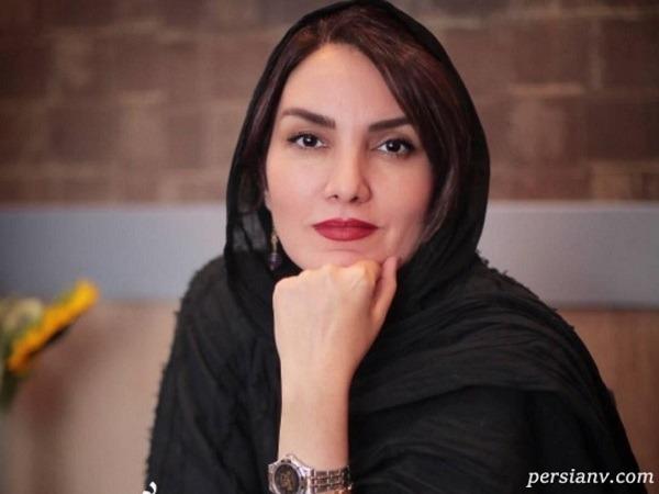 بازیگر خانه امن مرجان شیرمحمدی و پسرش در کنار کیان قاسمی