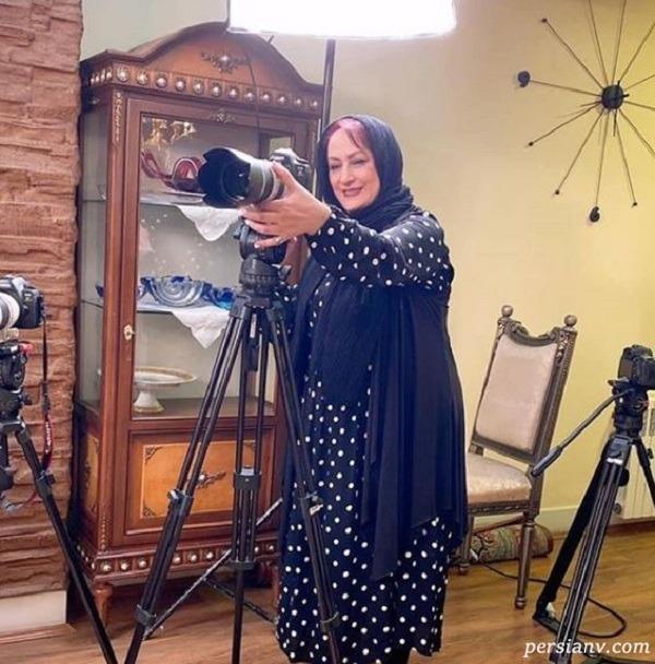 منزل مریم امیرجلالی