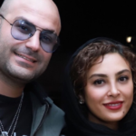 انتشار کلیپی از حدیثه تهرانی و همسرش بعد از مهاجرت