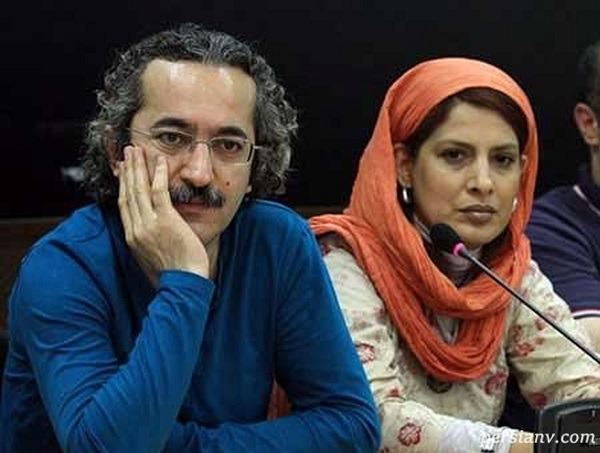 کارگردان تئاتر و همسرش