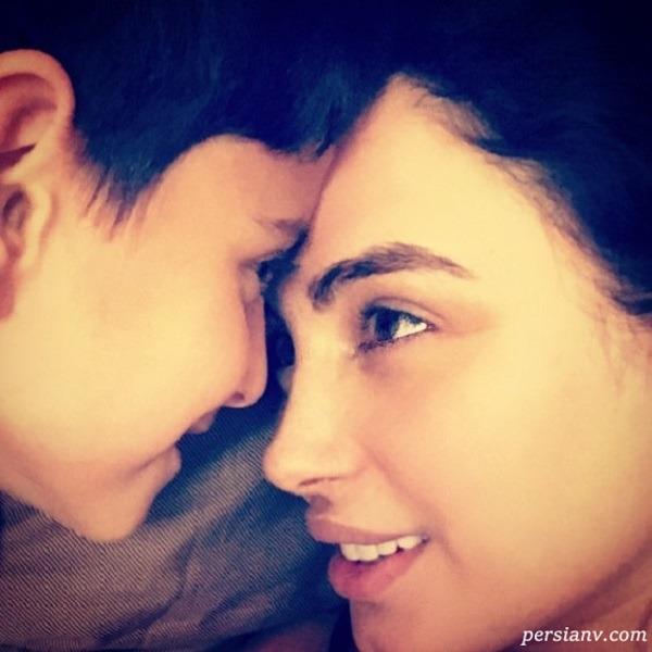 آرتا و مادرش