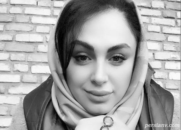 مروارید شهریاری همسر اول بابک جهانبخش عکس پسرش را منتشر کرد
