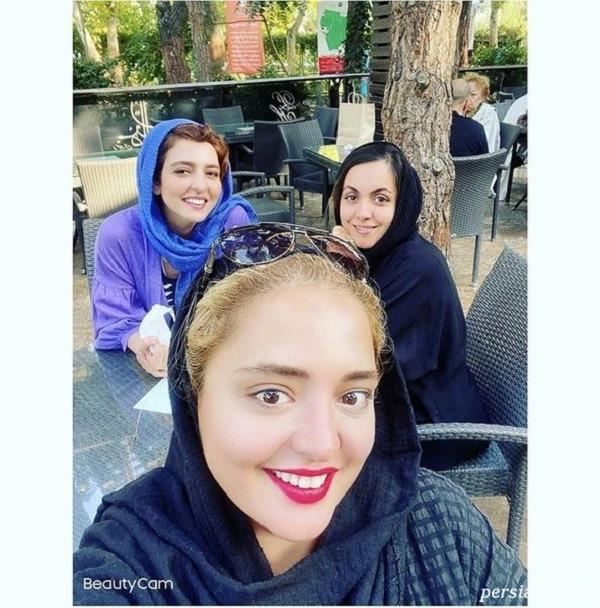 ورزش نرگس محمدی