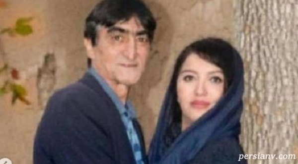 ناصر محمدخانی و همسر جدیدش
