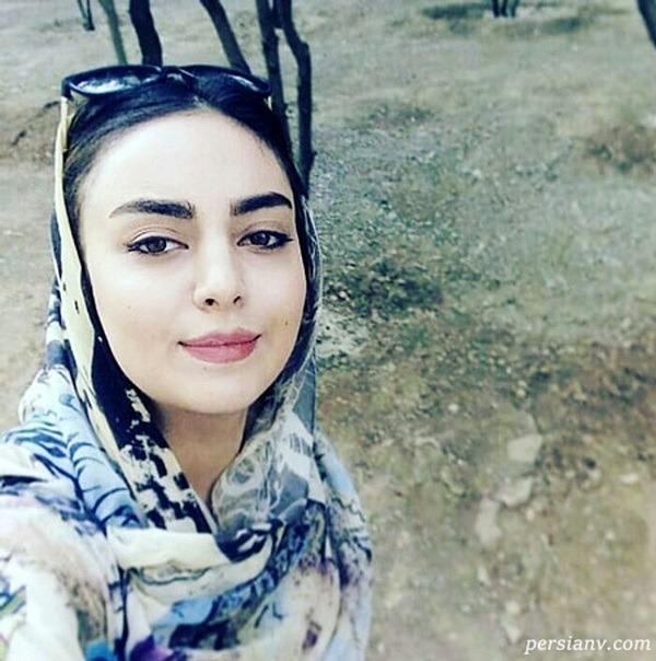 عکس جدید از مهشید جوادی
