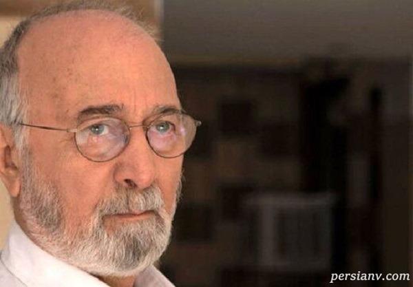 حضور زنده یاد پرویز پورحسینی در خندوانه رامبد جوان