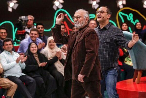 پرویز پورحسینی در خندوانه