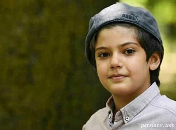 جشن تولد ۱۲ سالگی راستین عزیزپور بازیگر سهراب در از سرنوشت
