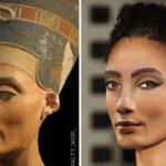 شخصیت های تاریخی جهان و بازسازی چهره آنها به سبک امروزی
