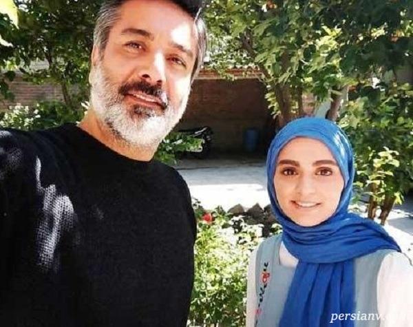 عکس جدید روژین رحیمی طهرانی بازیگر سریال خانه امن