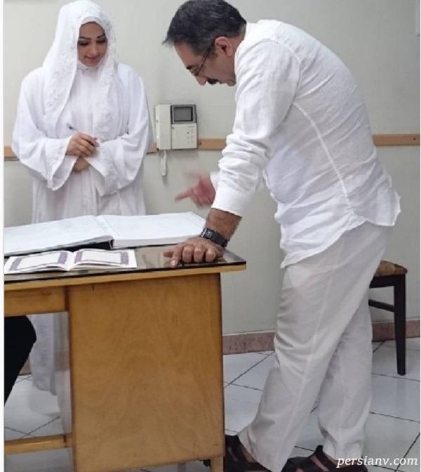 ستاره سادات قطبی و شهرام شکیبا