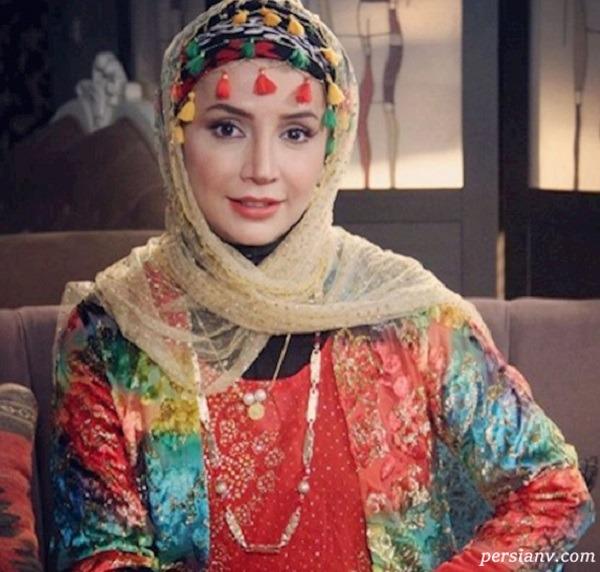 لباس شبنم قلی خانی