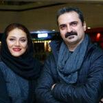 شبنم مقدمی عکس جالبی از شوهر و مادر شوهرش منتشر کرد