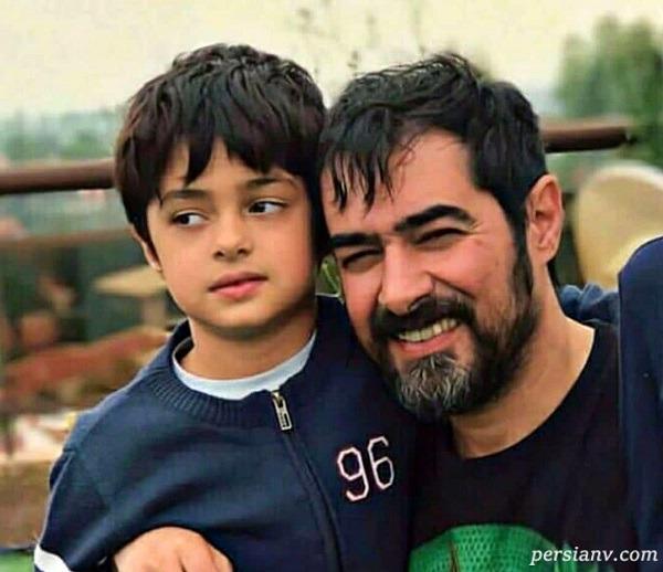 امیرعلی پسر کوچک شهاب حسینی
