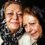 گلایه های ثریا قاسمی از مرحوم مادرش حمیده خیرآبادی