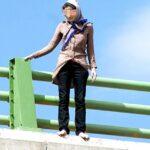 خودکشی دختر صفادشتی از پل عابر پیاده