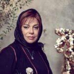 گریه های گوهر خیر اندیش به خاطر درگذشت پرویز پورحسینی