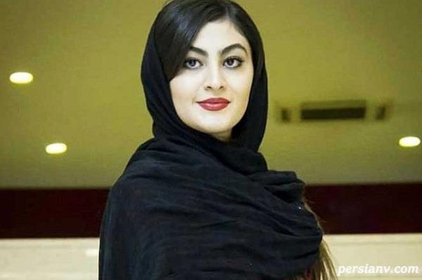 جدیدترین عکس مریم مومن بازیگر فخرالزمان بانوی عمارت