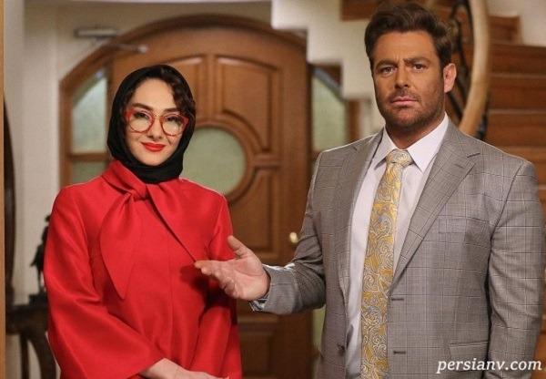 هانیه توسلی در عاشقانه