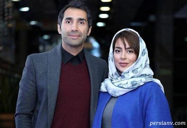 دومین سالگرد ازدواج سمانه پاکدل و هادی کاظمی زوج بازیگر