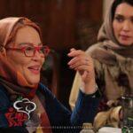 ویدیو بهاره رهنما از پشت صحنه شام ایرانی منزل مریم امیرجلالی