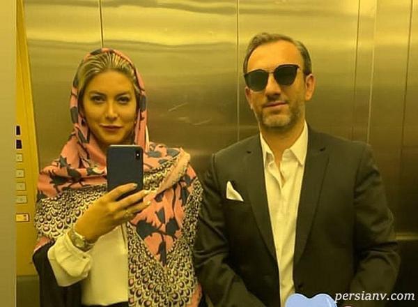 عکس های عروسی بازیگران ایرانی از فریبا نادری تا هانیه غلامی