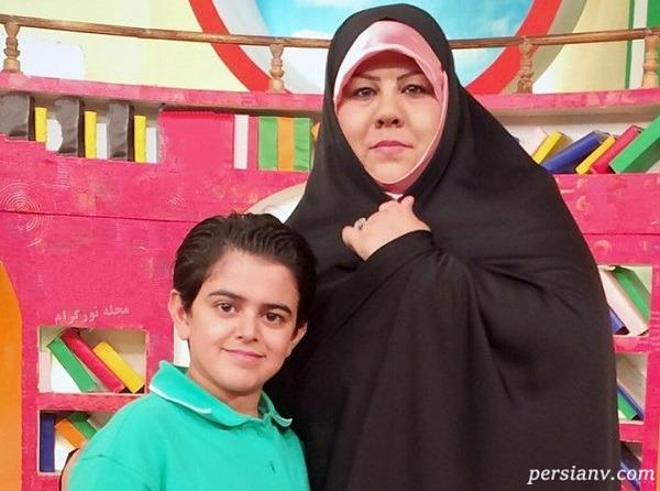 مادر امیرمحمد متقیان