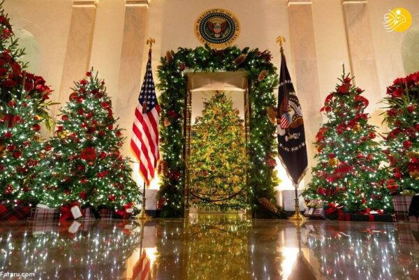 کریسمس در کاخ سفید