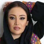 پالتو بهاره افشاری بازیگر و طراح لباس به رنگ سال ۲۰۲۱