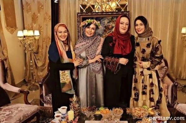 انتقاد تند و صریح مریم امیرجلالی از دستپخت بهاره رهنما