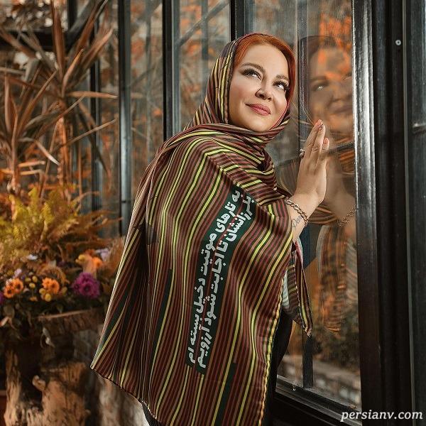 طراح لباس بهاره رهنما