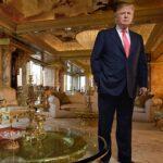 پنتهاوس مجلل ۱۰۰ میلیون دلاری دونالد ترامپ و همسرش ملانیا
