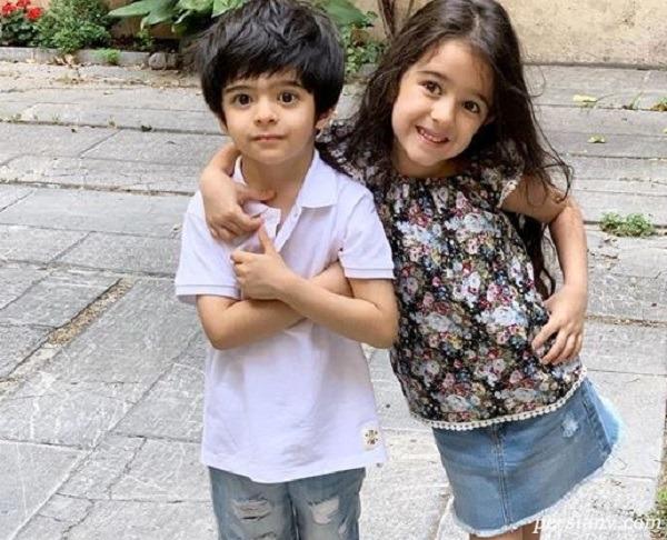 خانواده مجید صالحی بازیگر