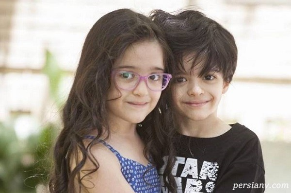 حنا و آروین صالحی