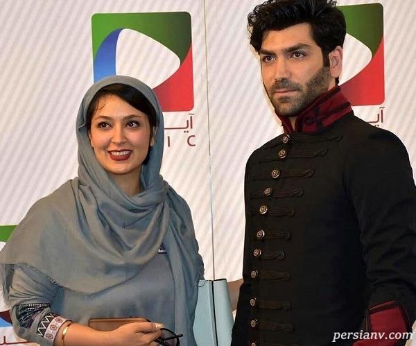 چالش جدید فریبا طالبی بازیگر و همسرش امیرحسین صدهزاری