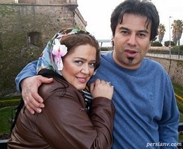 خاطره بامزه بهاره رهنما از اولین روزهای آشنایی با همسر سابقش