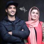 مصاحبه با گلوریا هاردی همسر ساعد سهیلی و سوالات جالب مجری از او
