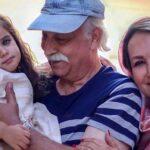 تولد محمود پاک نیت در ۶۷ سالگی در کنار نوه زیبایش هانا