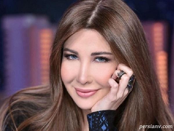 عکس جدید نانسی عجرم خواننده لبنان در کنار همسر و ۳ دخترش