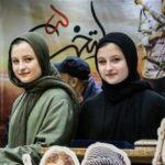 عکس جدید سارا و نیکا سریال پایتخت در حال خرید کریسمس