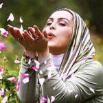 پست جدید ابراهیم اشرفی برای همسرش مرحوم ماه چهره خلیلی