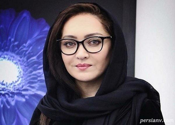 عکسی از دفتر کار نیکی کریمی بازیگر آقازاده