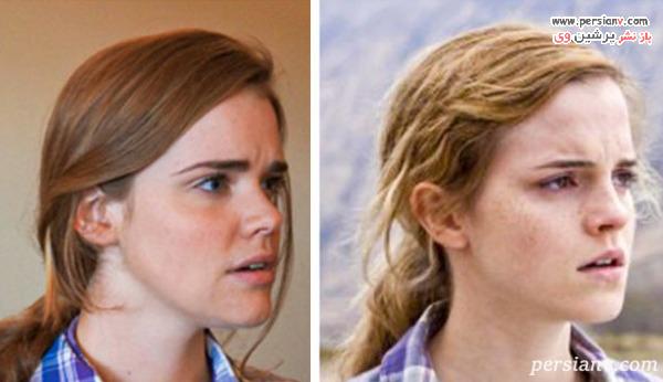 دختر شبیه اما واتسون