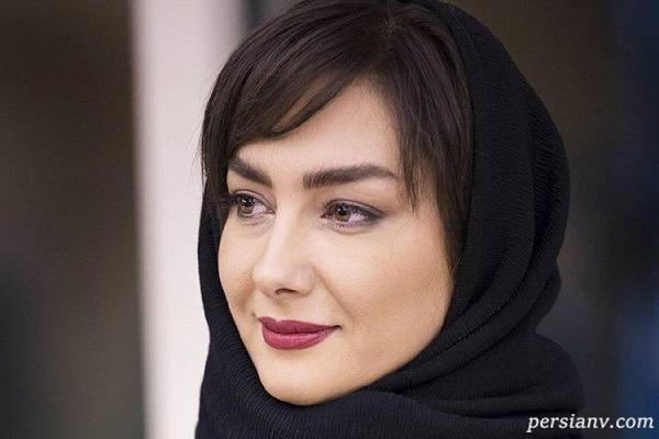 جدیدترین سلفی هانیه توسلی بازیگر سریال گیسو